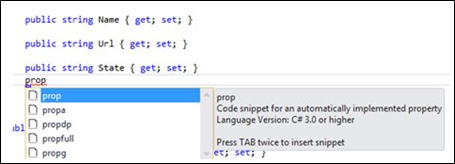 Combined keys in Visual Studio 2